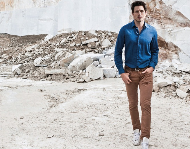 CAMPAIGN- Andres Velencoso Segura for Dondup Spring 2013. www.imageamplified.com, Image Amplified (5)
