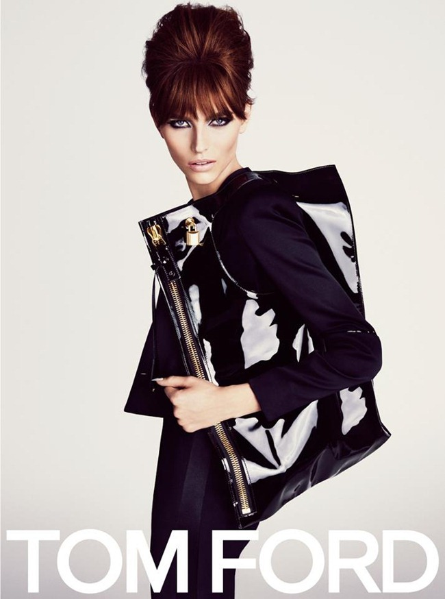 CAMPAIGN- Karlina Caune & Simon Van Meervenne for Tom Ford Spring 2013 by Tom Ford. www.imageamplified.com, Image Amplified (3)