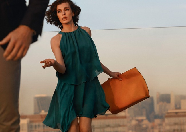 CAMPAIGN- Milla Jovovich & Tyson Ballou for Sisley Spring 2013. www.imageamplified.com, Image Amplified (9)