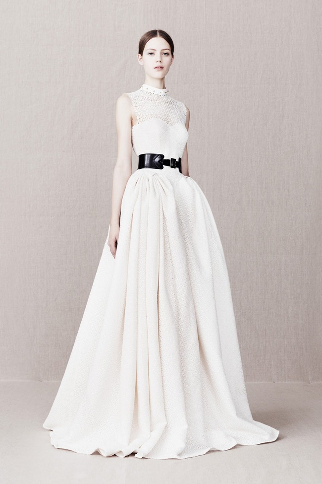 COLLECTION- Alexander McQueen Pre-Fall 2013. www.imageamplified.com, Image Amplified (27)