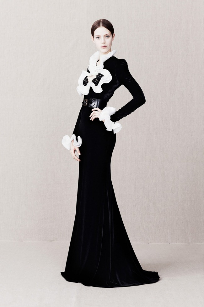 COLLECTION- Alexander McQueen Pre-Fall 2013. www.imageamplified.com, Image Amplified (19)