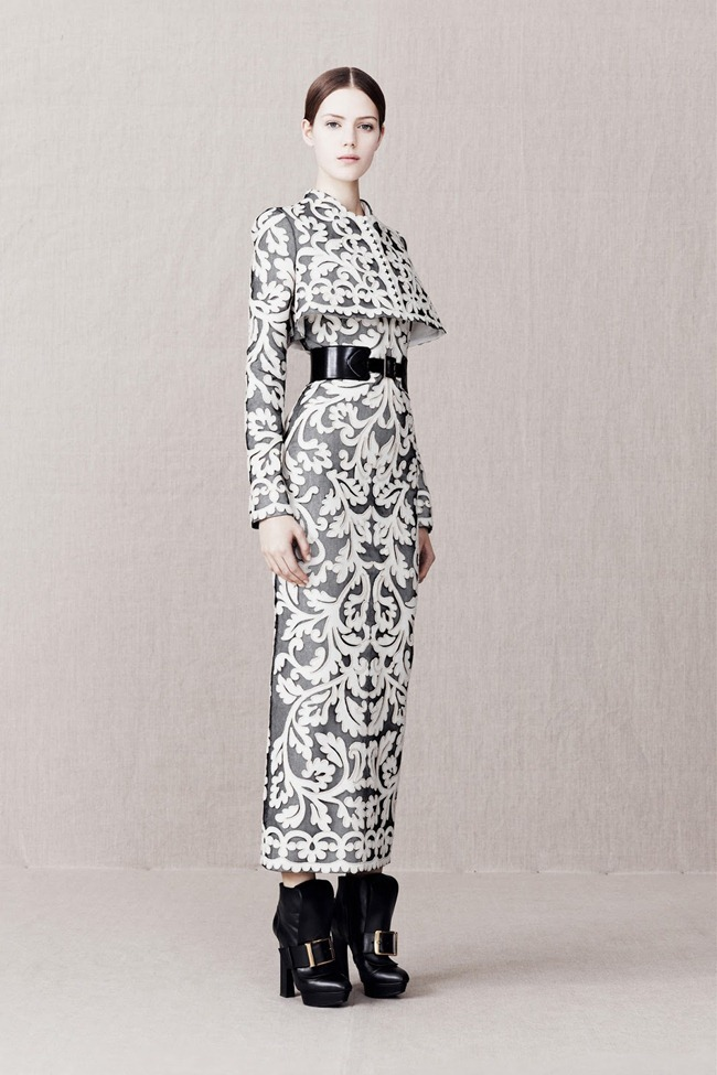 COLLECTION- Alexander McQueen Pre-Fall 2013. www.imageamplified.com, Image Amplified (20)