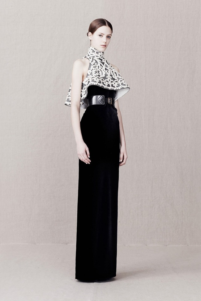 COLLECTION- Alexander McQueen Pre-Fall 2013. www.imageamplified.com, Image Amplified (21)