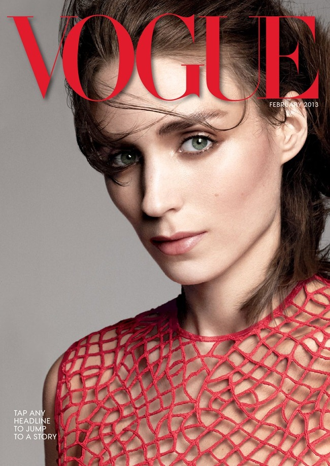 VOGUE MAGAZINE- Rooney Mara in The Changeling by David Sims. Tonne Goodman, February 2013, www.imageamplified.com, Image Amplified (9)