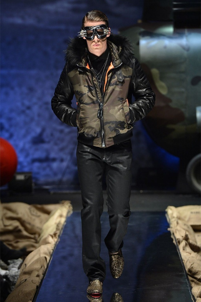 MILAN FASHION WEEK- Philipp Plein Fall 2013. www.imageamplified.com, image Amplified (3)