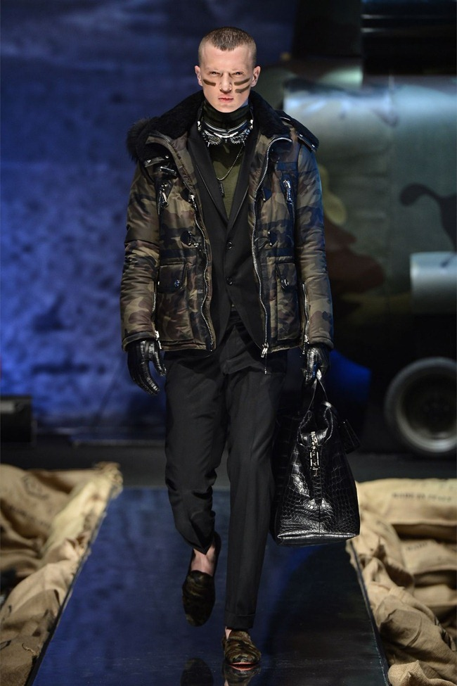 MILAN FASHION WEEK- Philipp Plein Fall 2013. www.imageamplified.com, image Amplified (7)