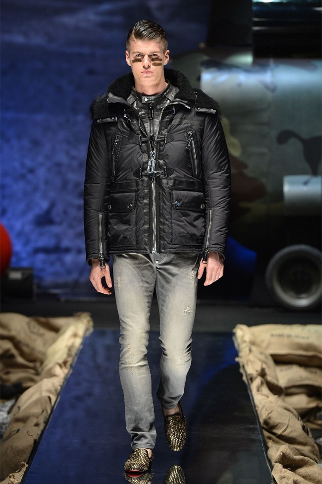 MILAN FASHION WEEK- Philipp Plein Fall 2013. www.imageamplified.com, image Amplified (9)