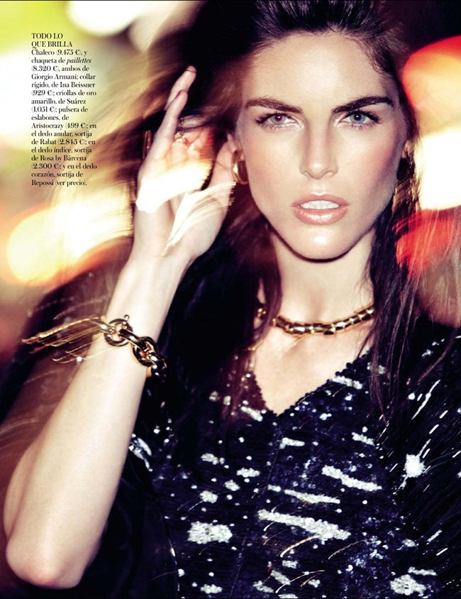 VOGUE SPAIN- Hilary Rhoda in Black Tie by Alexi Lubomirski. Belen Antolin, February 2013, www.imageamplified.com, Image Amplified (7)