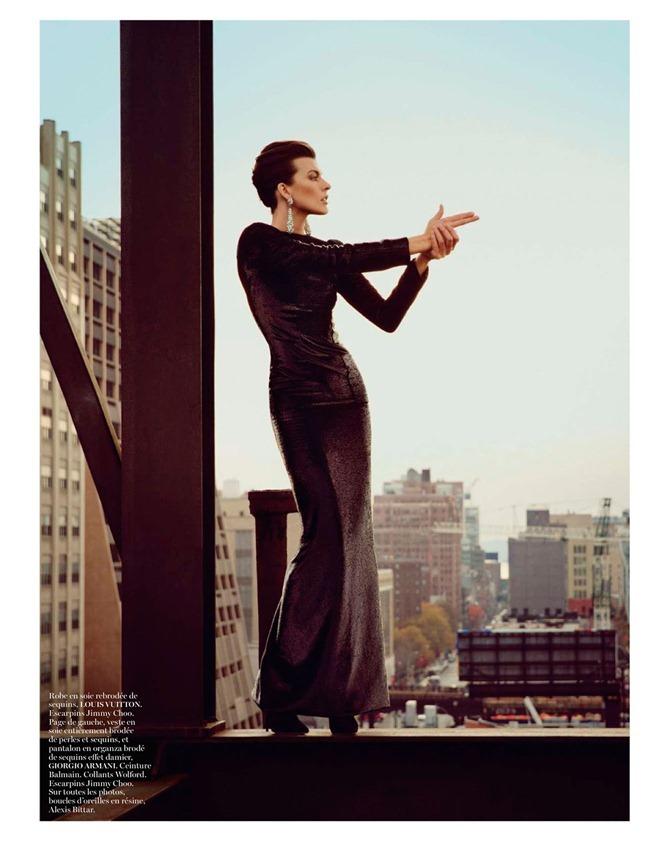 VOGUE PARIS: Milla Jovivch in New York Partie 6a00e54ecca8b98833017ee7b880d5970d-pi