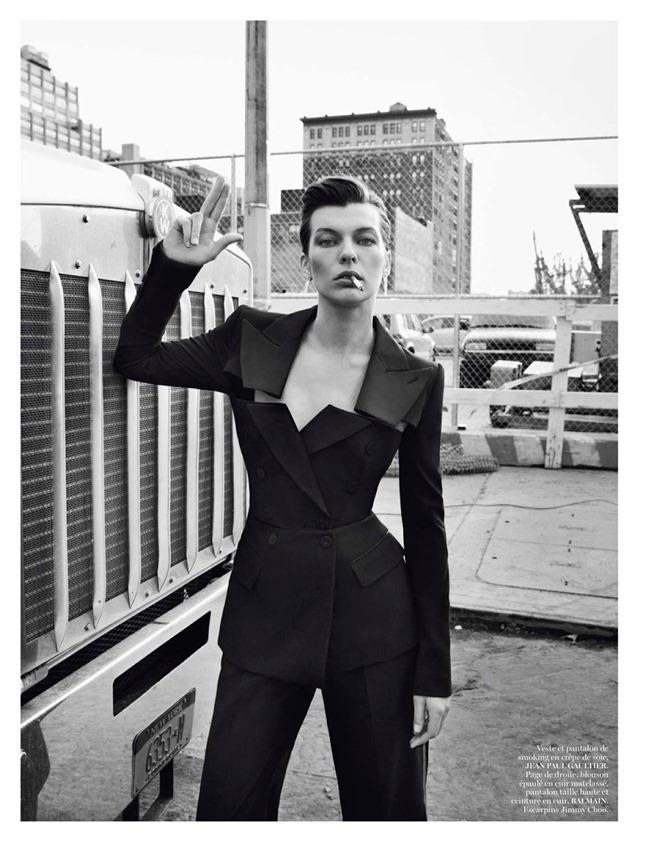 VOGUE PARIS: Milla Jovivch in New York Partie 6a00e54ecca8b98833017ee7b88124970d-pi