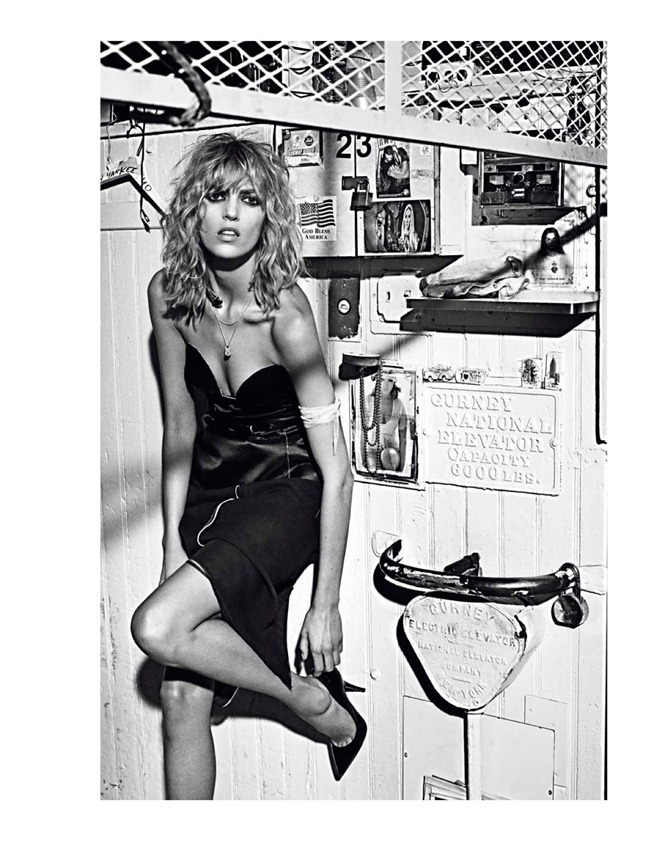 VOGUE PARIS- Anja Rubik in New York Partie 2 by Mario Sorrenti. Melanie Ward, February 2013, www.imageamplified.com, Image Amplified (5)
