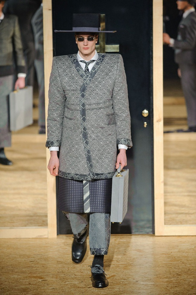 PARIS FASHION WEEK- Thom Browne Fall 2013. www.imageamplified.com, Image Amplified (4)