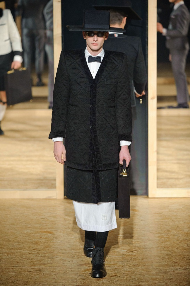 PARIS FASHION WEEK- Thom Browne Fall 2013. www.imageamplified.com, Image Amplified (31)