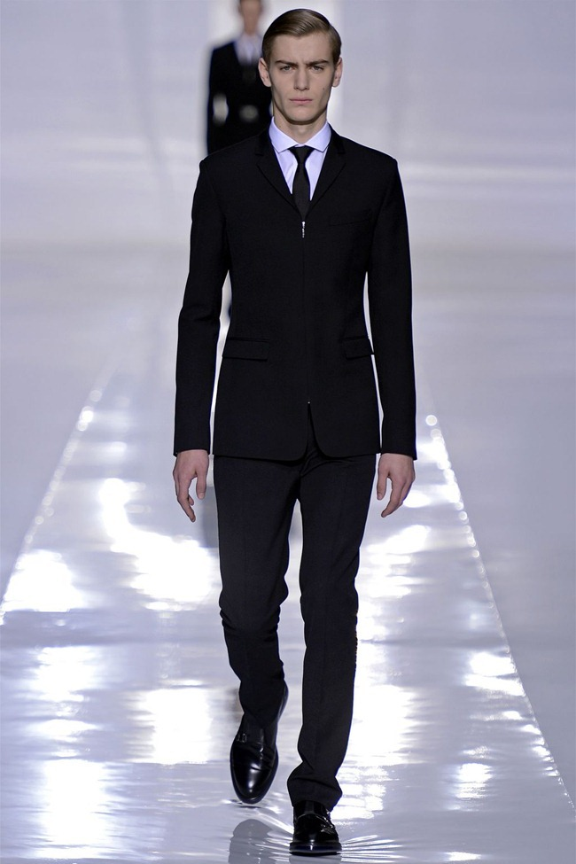 PARIS FASHION WEEK- Dior Homme Fall 2013. www.imageamplified.com, Image Amplified