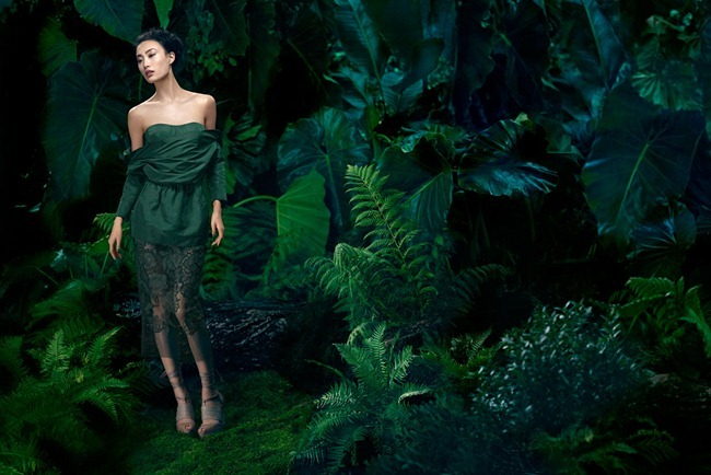 CAMPAIGN- Shu Pei & David Chiang for Vera Wang Spring 2013. www.imageamplified.com, Image Amplified (1)
