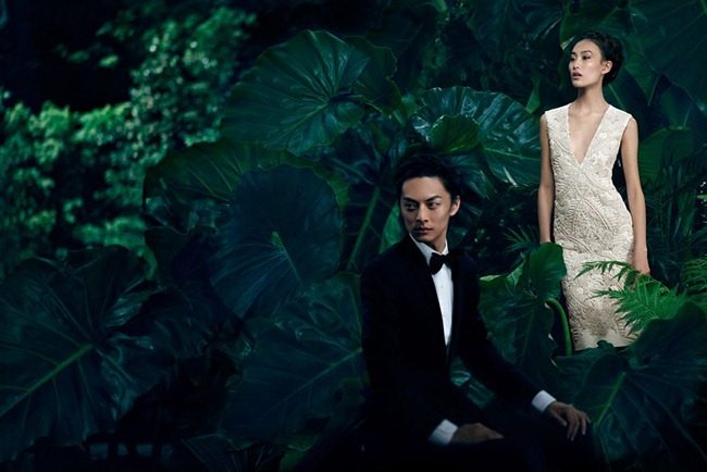 CAMPAIGN- Shu Pei & David Chiang for Vera Wang Spring 2013. www.imageamplified.com, Image Amplified (3)