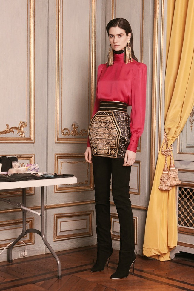 COLLECTION- Balmain Pre-Fall 2013. www.imageamplified.com, Image Amplified (9)