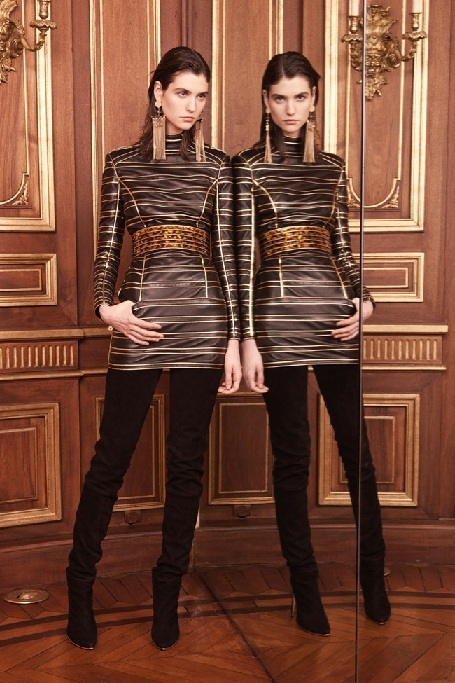 COLLECTION- Balmain Pre-Fall 2013. www.imageamplified.com, Image Amplified (10)