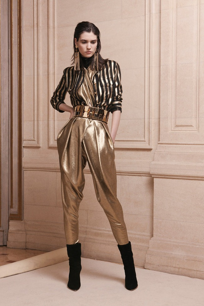 COLLECTION- Balmain Pre-Fall 2013. www.imageamplified.com, Image Amplified (11)