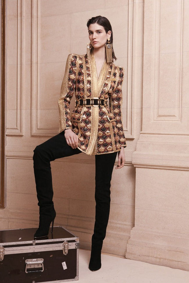 COLLECTION- Balmain Pre-Fall 2013. www.imageamplified.com, Image Amplified (13)