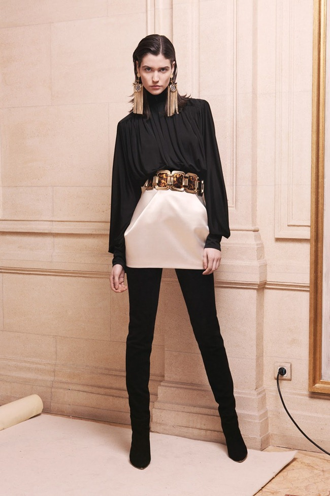 COLLECTION- Balmain Pre-Fall 2013. www.imageamplified.com, Image Amplified (15)