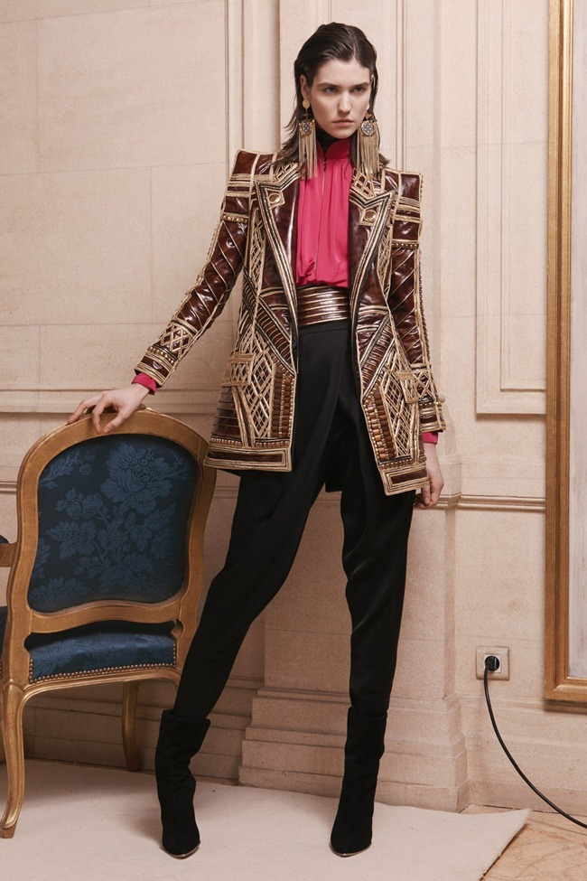 COLLECTION- Balmain Pre-Fall 2013. www.imageamplified.com, Image Amplified (18)