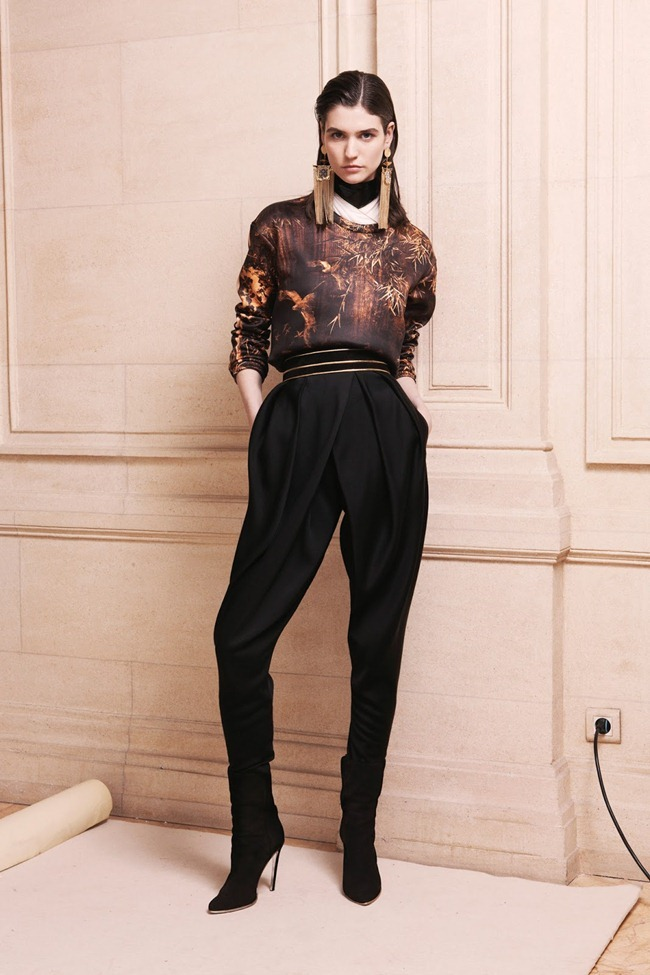 COLLECTION- Balmain Pre-Fall 2013. www.imageamplified.com, Image Amplified (19)