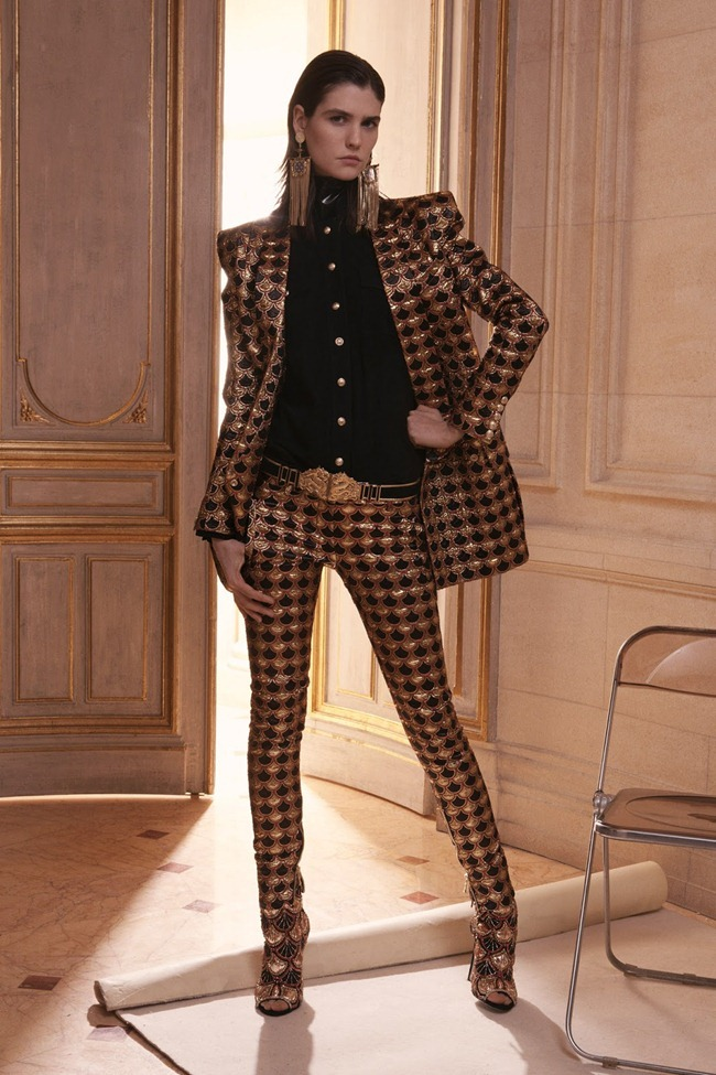 COLLECTION- Balmain Pre-Fall 2013. www.imageamplified.com, Image Amplified (23)