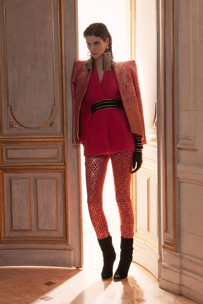COLLECTION- Balmain Pre-Fall 2013. www.imageamplified.com, Image Amplified (28)