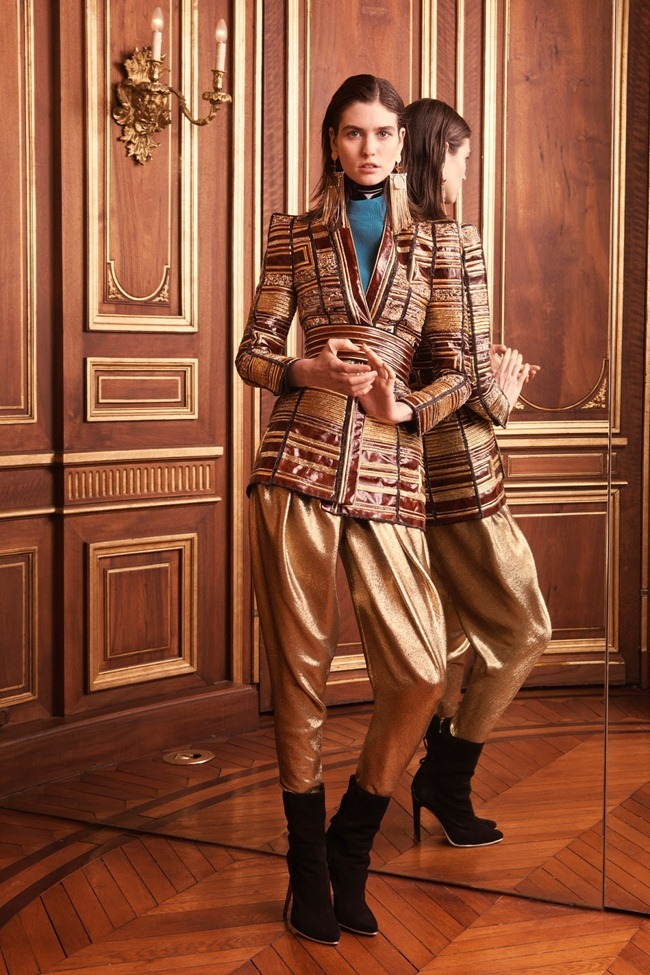 COLLECTION- Balmain Pre-Fall 2013. www.imageamplified.com, Image Amplified (30)