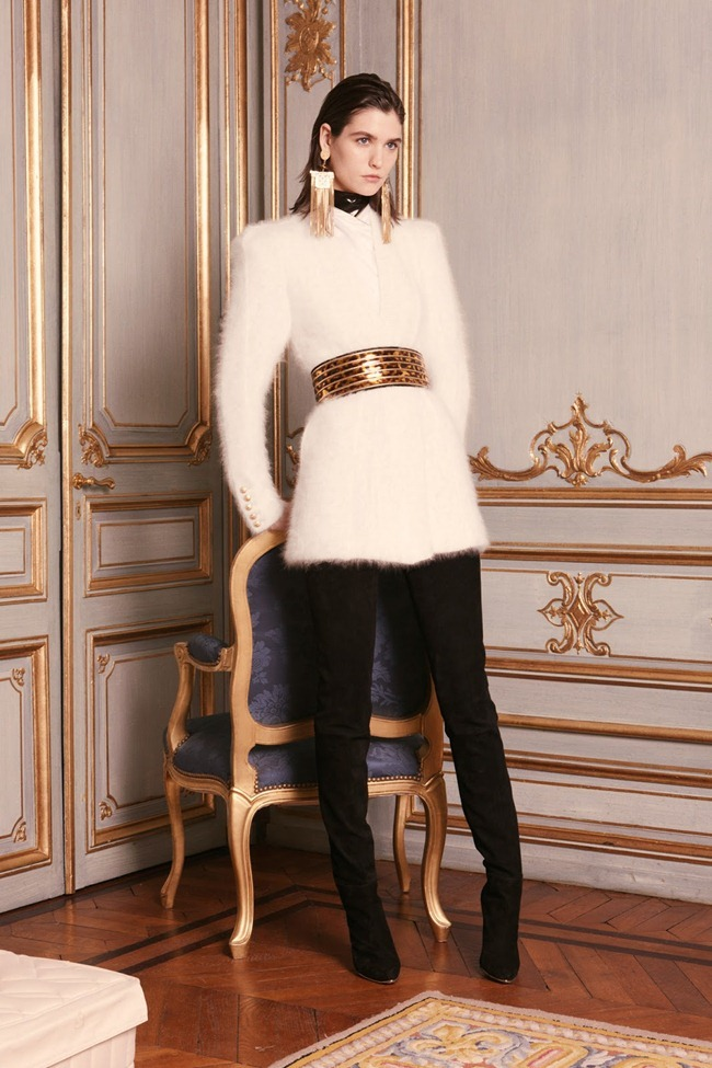 COLLECTION- Balmain Pre-Fall 2013. www.imageamplified.com, Image Amplified