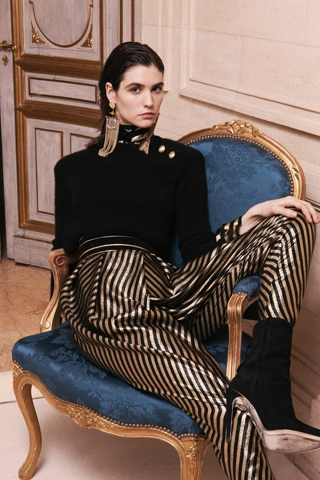 COLLECTION- Balmain Pre-Fall 2013. www.imageamplified.com, Image Amplified (2)