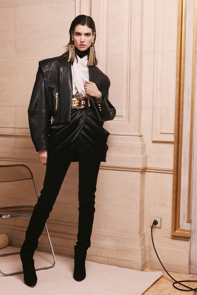 COLLECTION- Balmain Pre-Fall 2013. www.imageamplified.com, Image Amplified (3)