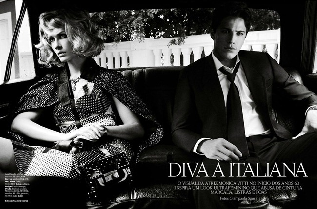 VOGUE BRAZIL- Ana Claudia Michels & Romulo Arantes in Diva A Italiana by Giampaolo Sgura. Yasmine Sterea, February 2013, www.imageamplified.com, Image Amplified (5)