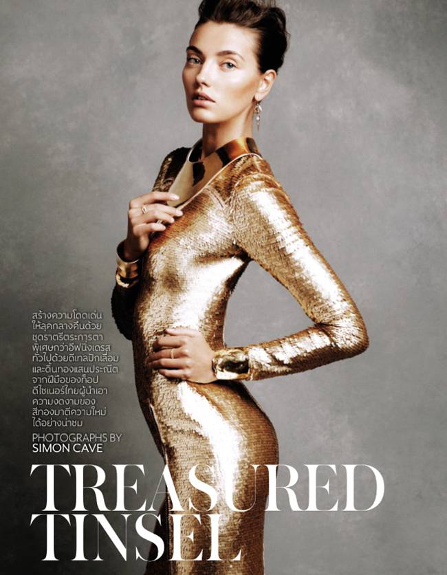 VOGUE THAILAND- Alina Baikova in Treasured Tinsel by Simon Cave, February 2013, www.imageamplified.com, Image Amplified (1)