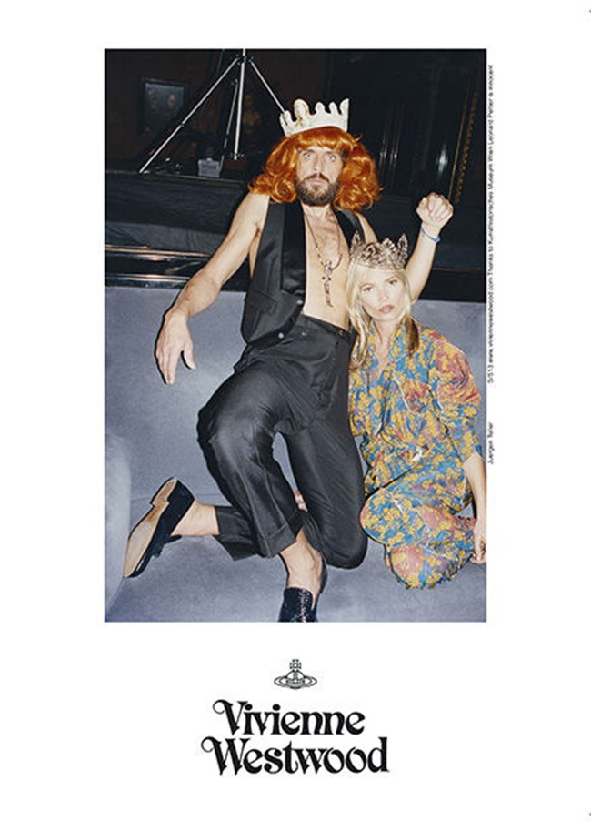 CAMPAIGN- Kate Moss & Vivienne Westwood for Vivienne Westwood Spring 2013 by Juergen Teller. www.imageamplified.com, Image Amplified (10)