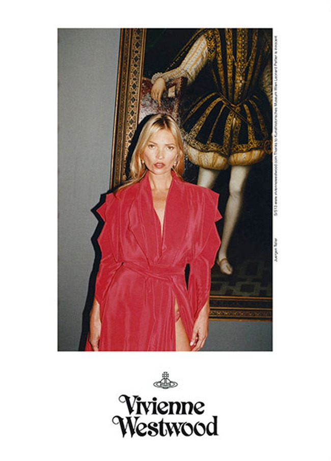 CAMPAIGN- Kate Moss & Vivienne Westwood for Vivienne Westwood Spring 2013 by Juergen Teller. www.imageamplified.com, Image Amplified (6)