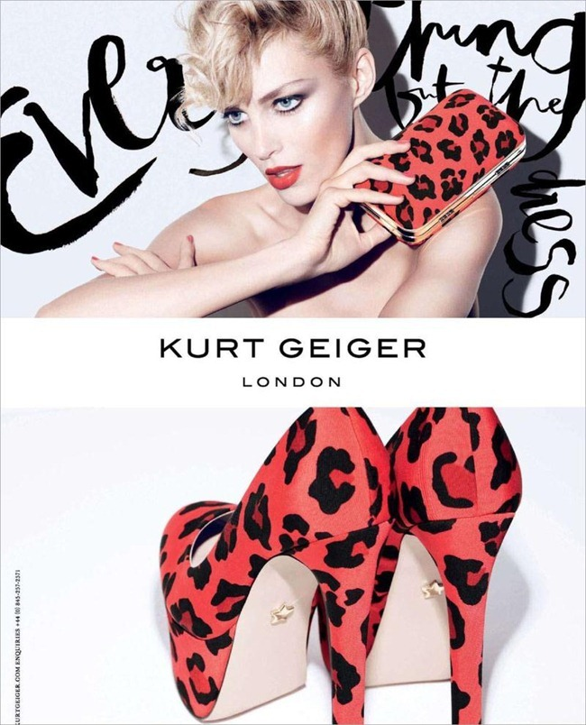 CAMPAIGN- Anja Rubik for Kurt Geiger London Spring 2013 by Sarah Richardson. www.imageamplified.com, Image Amplified (7)