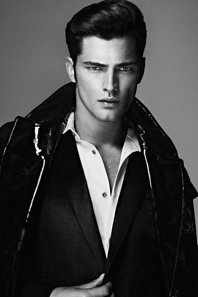 APOLLO NOVO- Sean O'Pry by Anthony Meyer. Philippe Uter, www.imageamplified.com, Image Amplified