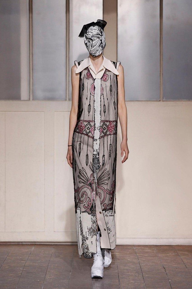 PARIS HAUTE COUTURE- Maison Martin Margiela Artisanal Spring 2013. www.imageamplified.com, Image Amplified (4)