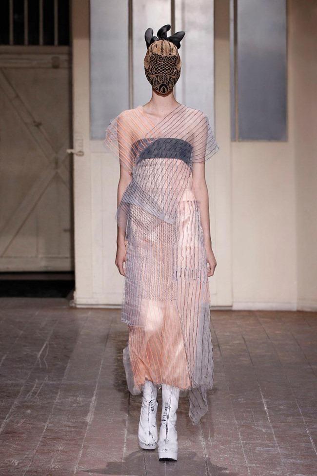 PARIS HAUTE COUTURE- Maison Martin Margiela Artisanal Spring 2013. www.imageamplified.com, Image Amplified (9)
