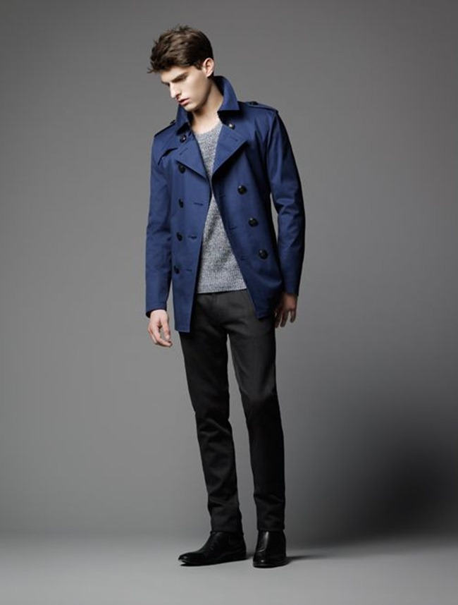 LOOKBOOK- Paolo Anchisi for Burberry Black Label Spring 2013. www.imageamplified.com, Image Amplified (7)