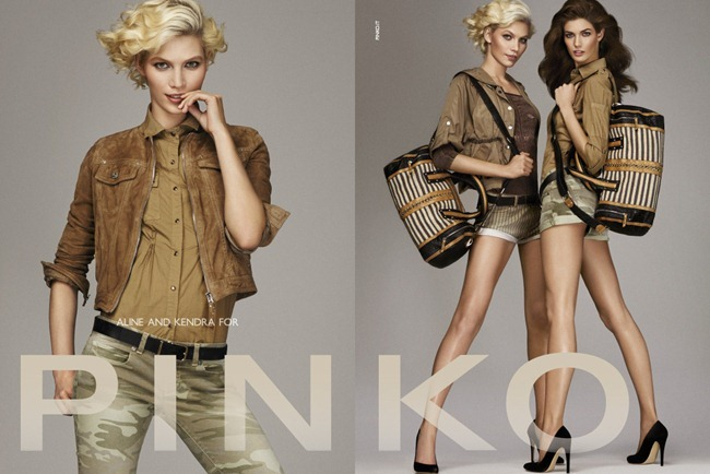 CAMPAIGN- Kendra Spears, Aline Weber & Patrycja Gardygaljlo for Pinko Spring 2013 by Giampaolo Sgura. www.imageamplified.com, Image Amplified (5)