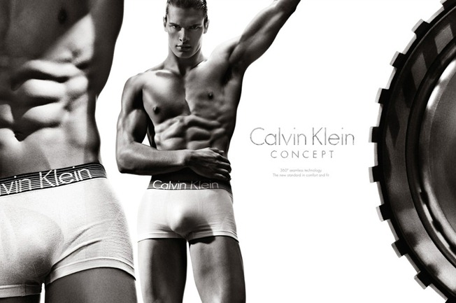 CAMPAIGN- Edita Vilkeviciute & Matthew Terry for Calvin Klein Concept Spring 2013 by Stevne Klein. Fabien Baron, www.imageamplified.com, Image Amplified (9)