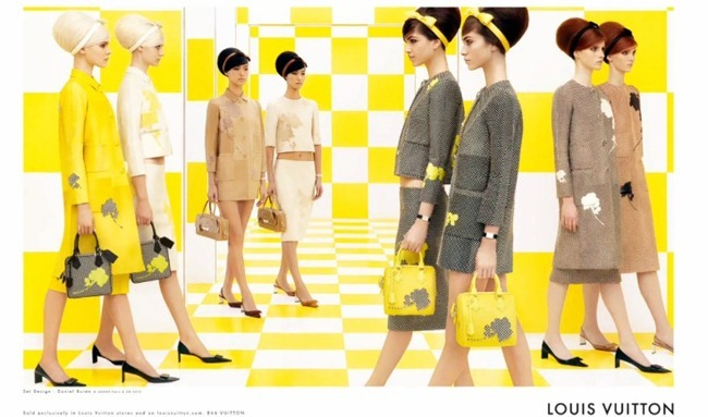 CAMPAIGN- Louis Vuitton Spring 2013 by Steven Meisel. Karl Templer, www.imageamplified.com, Image Amplified