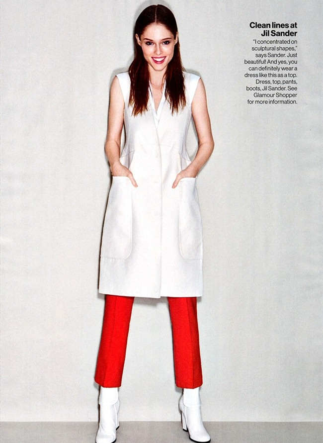 GLAMOUR MAGAZINE- Coco Rocha in Trends With Benefits by Patrick Demarchelier. Anne Christensen, March 2013, www.imageamplified.com, Image Amplified (3)