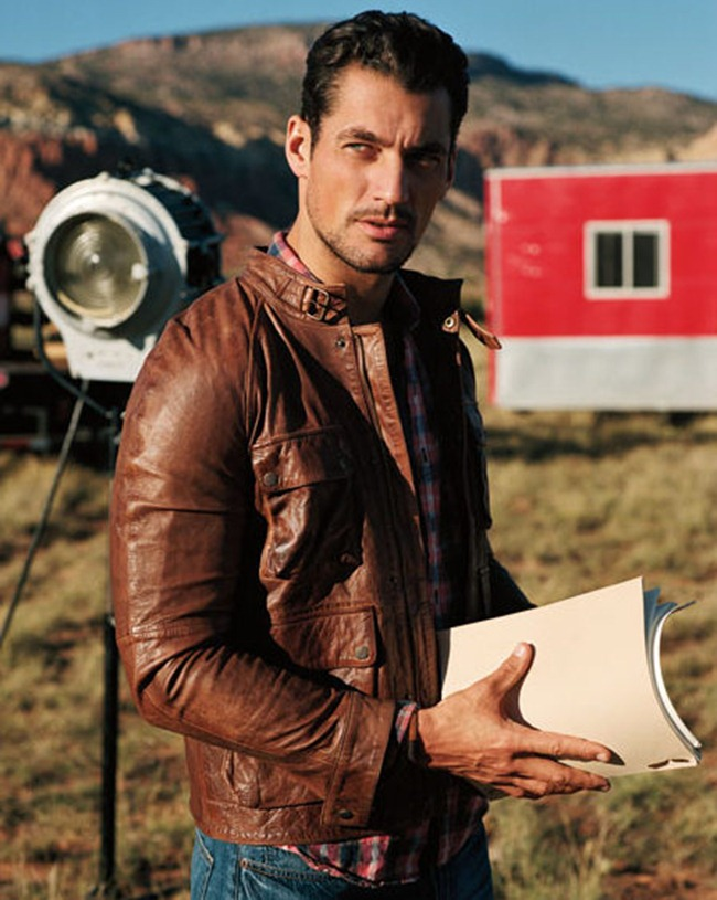 CAMPAIGN- David Gandy & Isabeli Fontana for Lucky Brand Spring 2013. www.imageamplified.com, Image Amplified (1)
