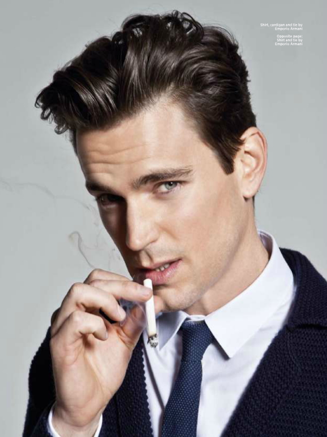 DAMAN MAGAZINE- Matt Bomer in Hot Under The Collar by Mitchell Nguyen McCormack. March 2013, www.imageamplified.com, Image Amplified (12)