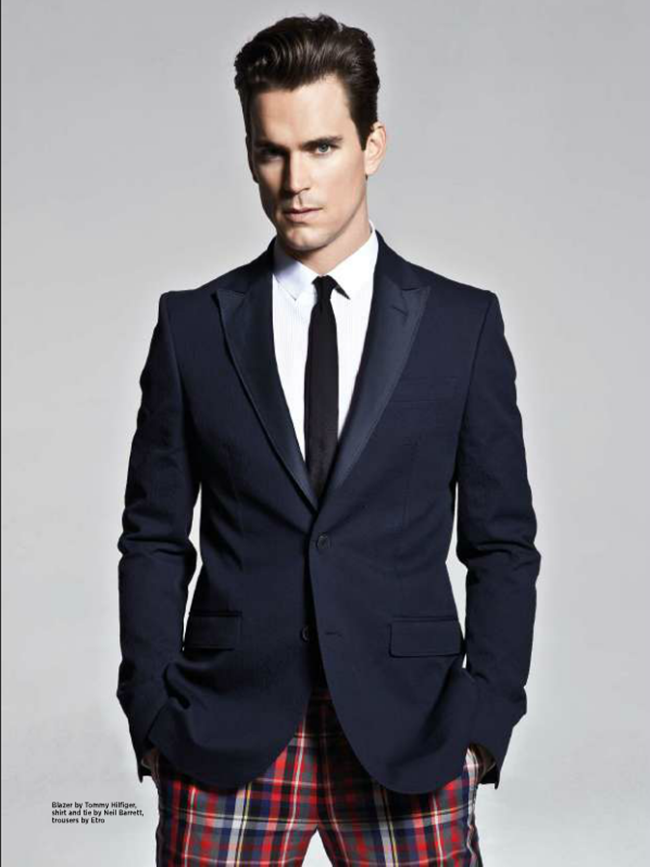 DAMAN MAGAZINE- Matt Bomer in Hot Under The Collar by Mitchell Nguyen McCormack. March 2013, www.imageamplified.com, Image Amplified (1)