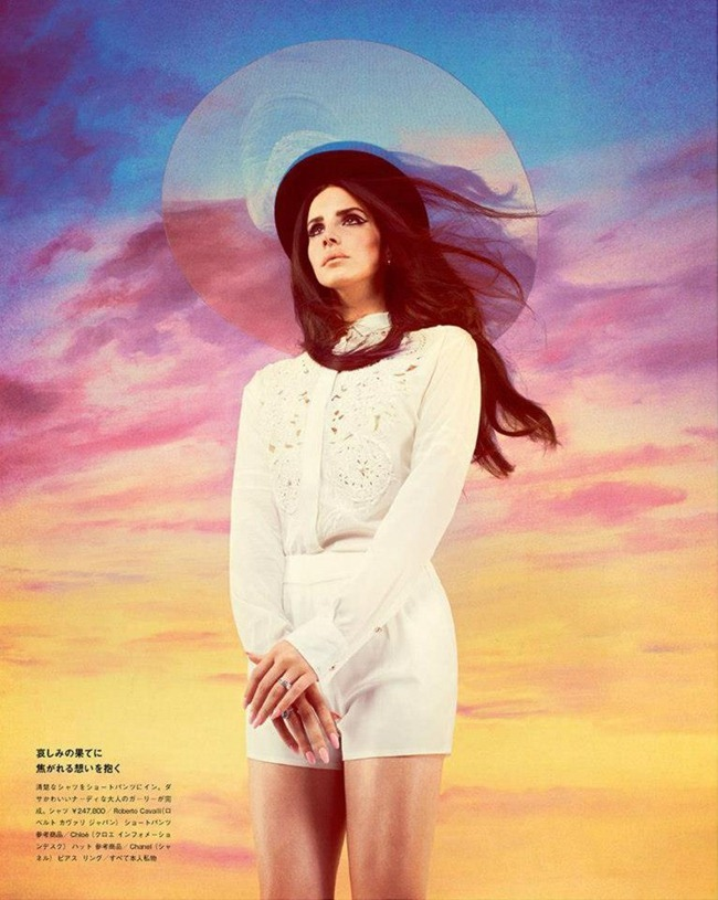 NUMERO TOKYO- Lana Del Rey in Songbird Lana by Mariano Vivanco. Miranda Almond, March 2013, www.imageamplified.com, Image Amplified (4)